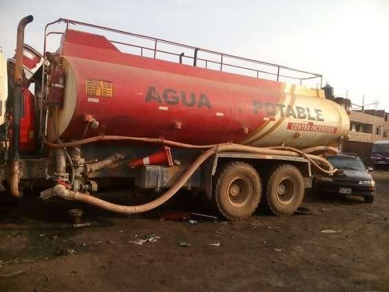 Tanque cisterna de 5000 galones