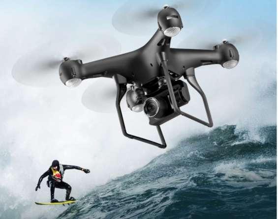 Drones nuevos usos varios calidad