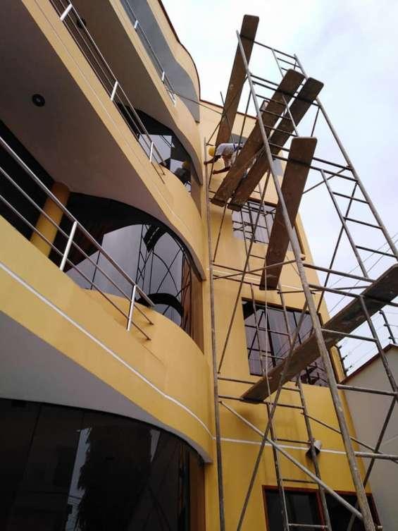 Gutierrez servicios generales 910483816 s.a.c. pintura edificios lim