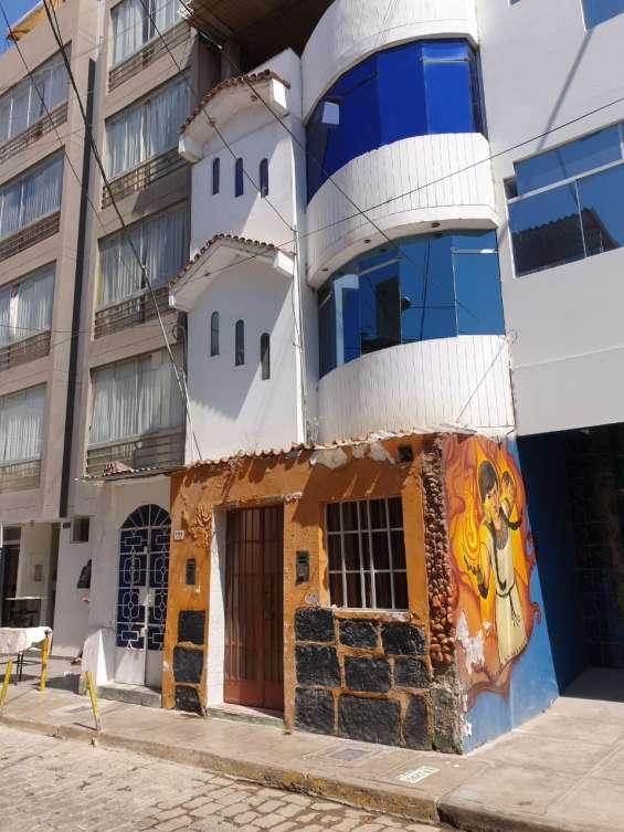 Vendo centricos departamentos en chiclayo