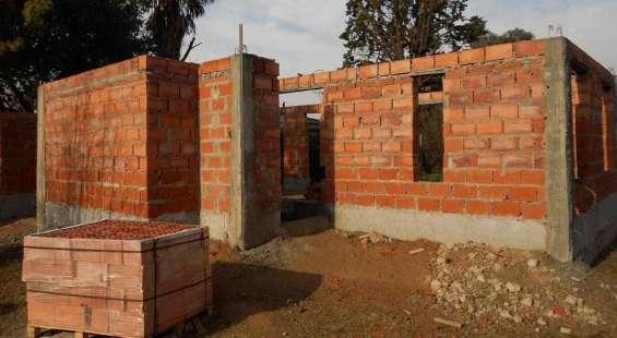 Construye tu casa a tu gusto o necesidad - precios económicos