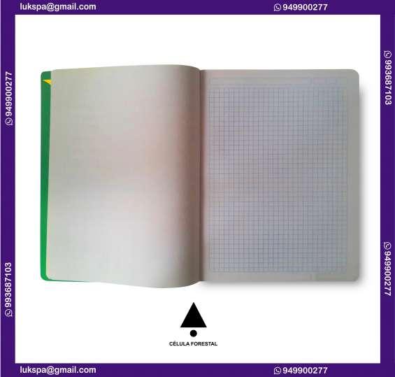 Cuaderno publicitario