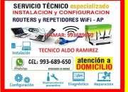 Tecnico en reparacion de internet pc laptops cabl…