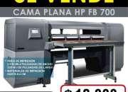 Impresora cama plana hp fb700 precio negociable