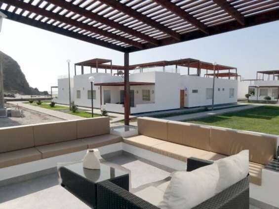 Casa de playa en venta en asia (632-d-y