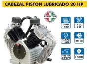 CABEZAL PC PISTON  20 HP - 11 BAR