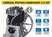 CABEZAL PC PISTON  5.5 HP - 10BAR