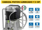 CABEZAL PC PISTON  7.5 HP - 10BAR