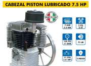 CABEZAL PC PISTON  7.5 HP - 11BAR