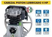 CABEZAL PISTON PC, 4 HP - 10 BAR