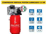PISTÓN LUBRICADO  5.5 HP - 10 BAR