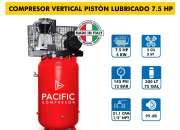 PISTON LUBRICADO 7.5 HP -  12 BAR
