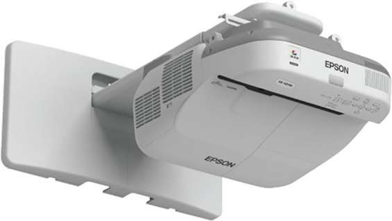 Proyector epson bright link 575 wi