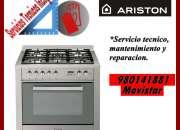 980141881 SERVICIO TECNICO PARA COCINAS ARISTON EN LIMA