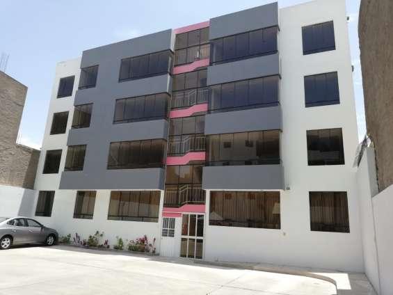 Proyecto residencial de estreno en cerro colorado