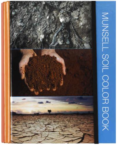 Tabla de colores munsell para suelos, rocas, tejidos y vegetales