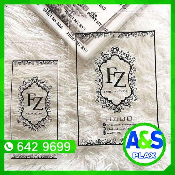 Bolsas de papel - a&s plax