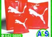 Bolsas Publicitarias - A&S PLAX