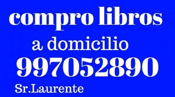 Compro libros usados lima-peru 997052890-lima metropolitana-lima perú