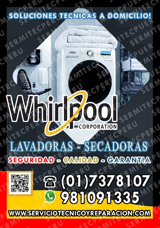 7378107—whirlpool-mantenimiento de lavadoras en san luis.