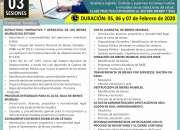 CURSO TÉCNICO PRESENCIAL GESTIÓN DE BIENES PATRIMONIALES