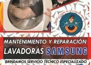 """MANTENIMIENTO DE LAVADORAS """"SAMSUNG"""" EN LOS OLIVOS 7378107"""