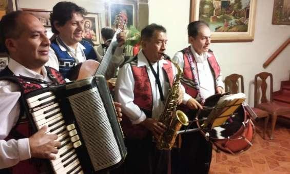 Musica de cajamarca en lima grupos, conjuntos folkloricos precio s/.350 rpc 99730'2552