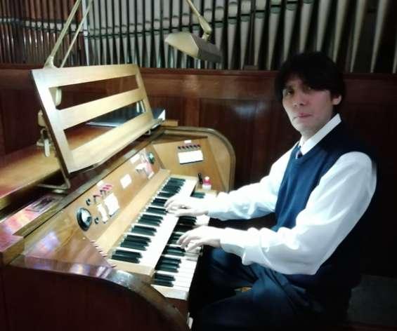 Clases de piano y organo electronico