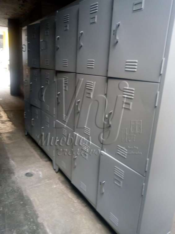 Lockers de 9 casilleros