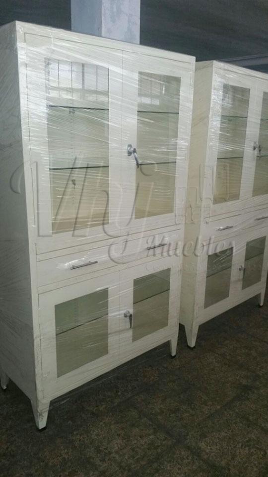 Lockers con sistema a moneda-lockers de acero inoxidable-estanterías-góndolas exhibidoras