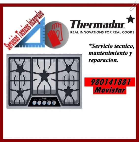 980141881 servicio tecnico para cocinas vitroceramicas thermador
