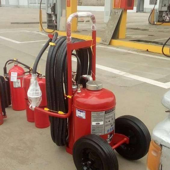Extintores americanos de 30 lbs