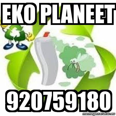 Eko planeet fumigacion y control de plagas roedores,palomas etc