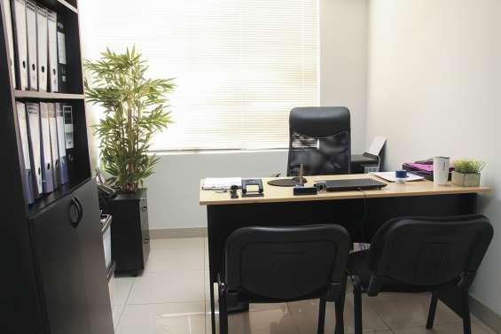 Alquiler de oficinas privadas a1