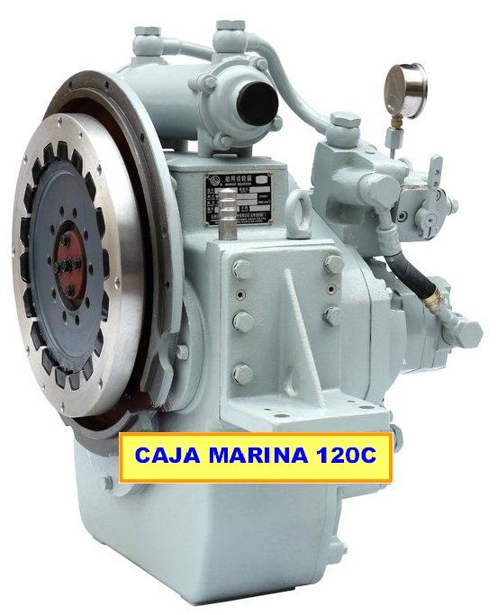 Cajas/ transmisiones marinas - motores marinos