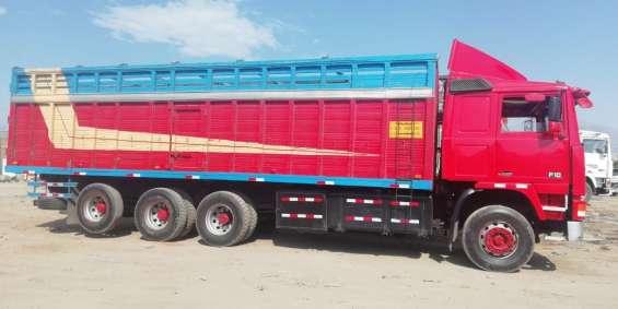 Camion volvo f10 de 4 ejes