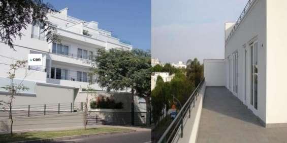 Alquiler de penthouse en san isidro