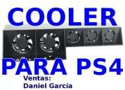 Cooler Nuevo para PS4 Fat, No Slim ni Pro, en Lince y Los Olivos