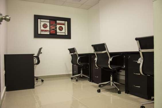 Oficina amoblada (capacidad 5 personas)