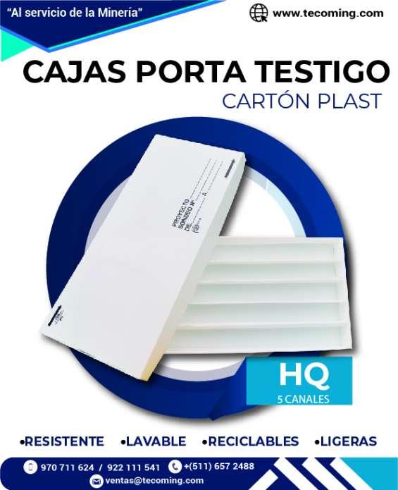 Cajas porta testigo hq-nq-bq-pq core box