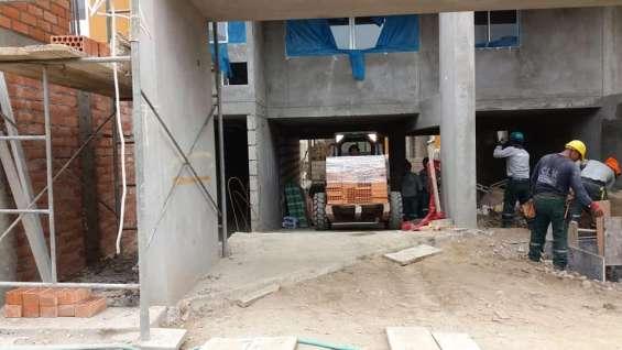Constructora j&m 910483816 pintores/servicios generales/lima/lim