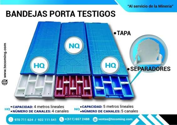 Core box - nq- cajas porta testigo