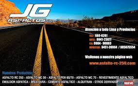Bitumen asfaltico para impermeabilizar pistas jg asfaltos