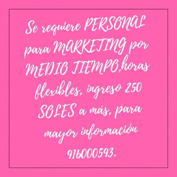 Selección de marketing