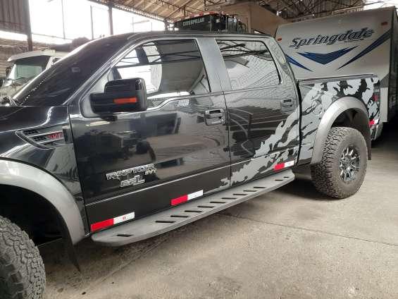 Vendo camioneta ford f-150 raptor 2012