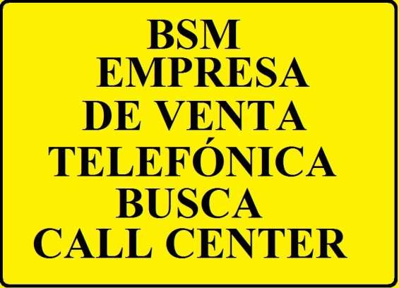 Compañia de electricidad española busca call center campaña muy rentable