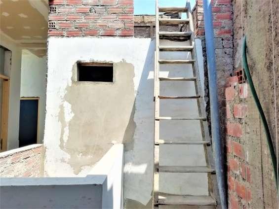 Fotos de Cercado vendo bonito dpto. 2do piso+aires 277m2 $75mil, vista calle 17