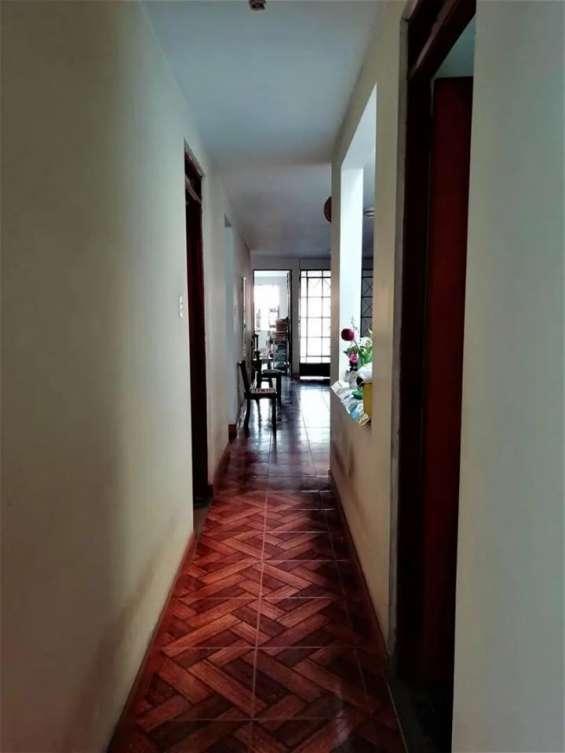 Fotos de Comas vendo dpto. 1er piso 121m2 $75mil, vista calle 4