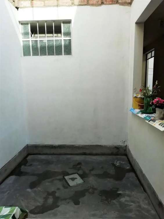 Fotos de Comas vendo dpto. 1er piso 121m2 $75mil, vista calle 15