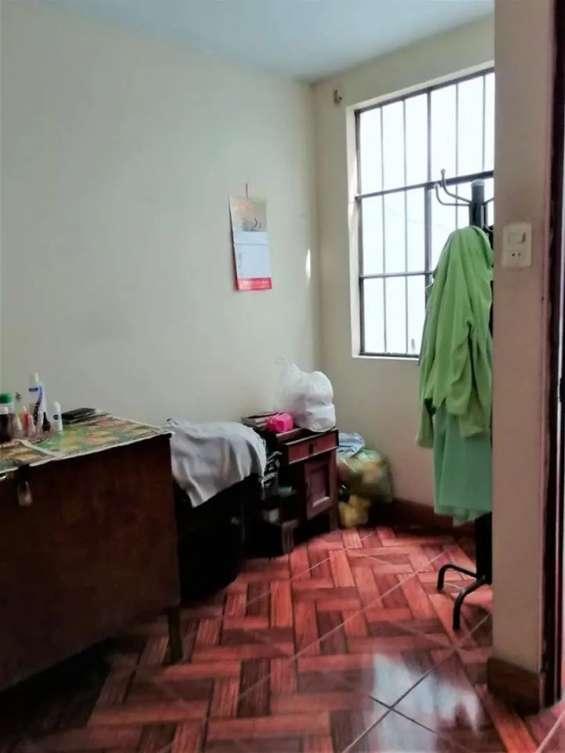 Fotos de Comas vendo dpto. 1er piso 121m2 $75mil, vista calle 11
